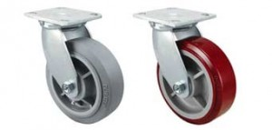 Swivel/ Rigid Plate Caster, replacement casters