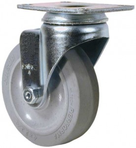 Colson Ecoforma, replacement casters